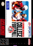 SNES - Bill Walsh College Football (front)