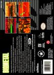 SNES - Biometal (back)