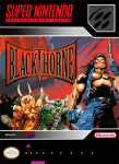 SNES - Black Thorne (front)
