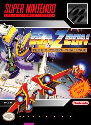 SNES - BlaZeon (front)