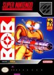 SNES - B.O.B. (front)