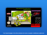 SNES - Boogerman: A Pick and Flick Adventure Label