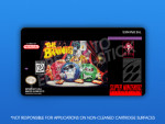 SNES - The Brainies Label