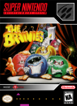 SNES - Brainies, The (front)