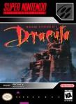SNES - Bram Stoker's Dracula (front)