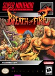 SNES - Breath of Fire (front)