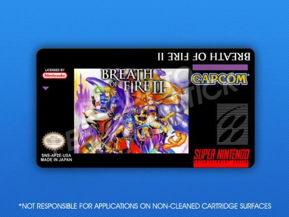 SNES - Breath of Fire II Retranslation