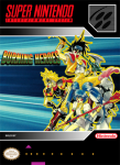 SNES - Burning Heroes (front)