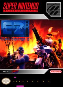 SNES - C2: Judgement Clay (front)