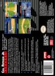 SNES - Cal Ripken Jr. Baseball (back)