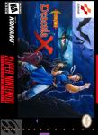SNES - Castlevania: Dracula X (front)