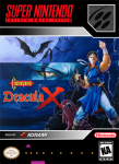 SNES - Castlevania Dracula X (front)