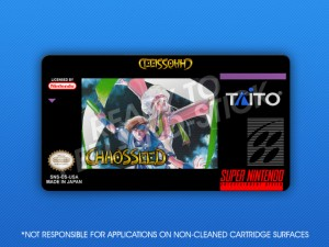 SNES - Chaos Seed