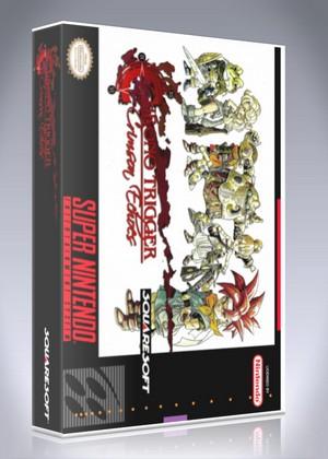 SNES - Chrono Trigger: Crimson Echoes