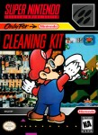 SNES - Cleaning Kit (front)