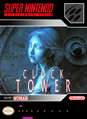 clock tower snes recensione retrogame