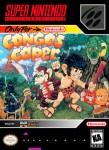 SNES - Congo's Caper (front)