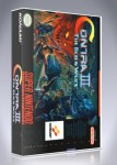 SNES - Contra III: The Alien Wars