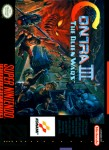 SNES - Contra III: The Alien Wars (front)