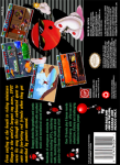 SNES - Cool Spot (back)