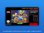 SNES - Cosmo Gang: The Video Label