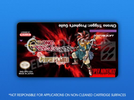 SNES - Chrono Trigger: Prophet's Guile