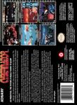 SNES - Cybernator (back)