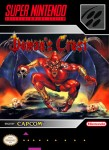 SNES - Demons Crest (front)