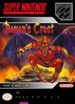 SNES - Demon's Crest (front)