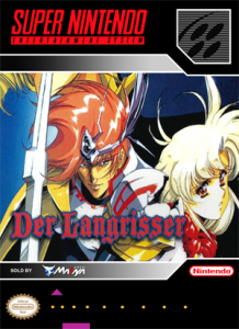 Der Langrisser (front)