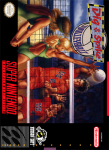 SNES - Dig & Spike Volleyball (front)
