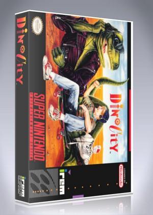 SNES - Dino City