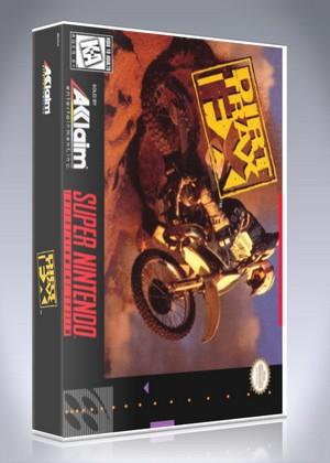SNES - Dirt Trax FX