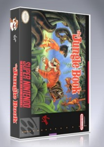 SNES - Jungle Book, The
