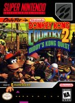 SNES - Donkey Kong Country 2 (front)
