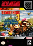 SNES - Donkey Kong Country 3 (front)