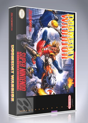 SNES - Doomsday Warrior