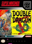 SNES -Double Dragon V (front)