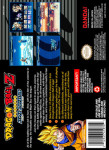 SNES - Dragon Ball Z Hyper Dimension (back)