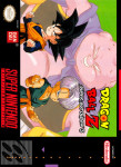 SNES - Dragon Ball Z: Super Butouden 3 (front)
