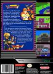 SNES - Dragon Quest I & II (back)