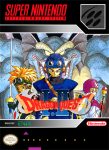SNES - Dragon Quest I & II (front)