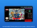 SNES - Dragon Quest I & II