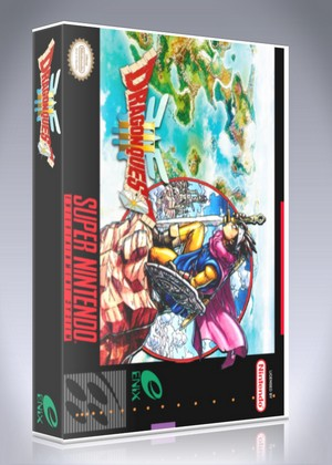 SNES - Dragon Quest III