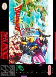 SNES - Dragon Quest III (front)