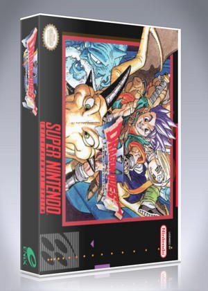 SNES - Dragon Quest VI