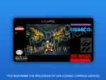 SNES - Dragon View Label