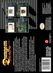SNES - Dungeon Master (back)