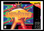 SNES - EarthBound Poster