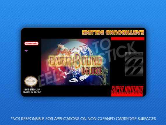 SNES - Earthbound Deluxe